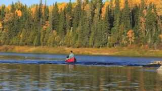 To Black Feather Rapids and Back