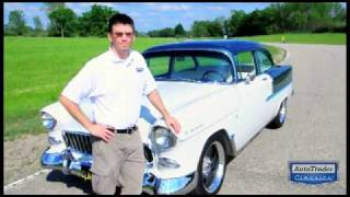 1955 Chevy E-Rod Driving Test   AutoTrader Classics