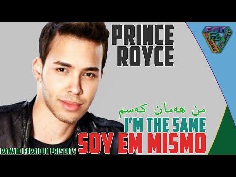 Prince Royce Soy El Mismo lyrics (Spanish/English & kurdish ) lyricsᴴᴰ