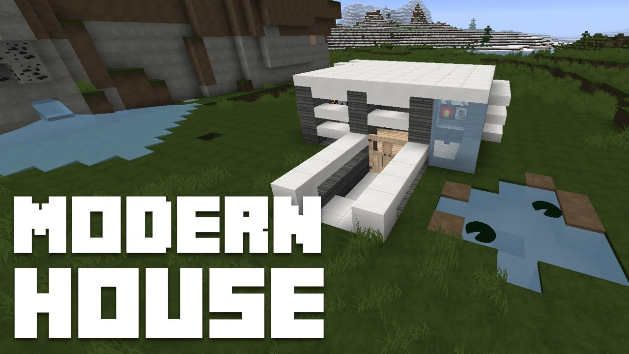 jarid gaming small modern house Modern House