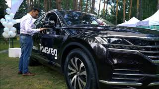 Тест-драйви Нового Touareg - EBA Summer Fun Fest 2018