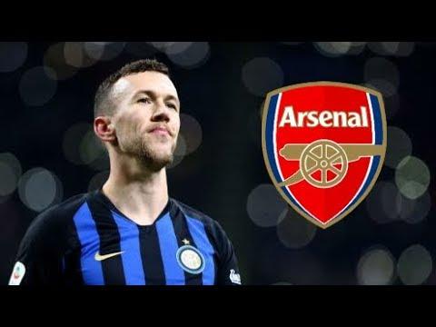Ivan Perišić - Welcome to Arsenal 2019? | Best Goals, Skills & Assists