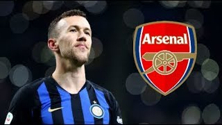 Ivan Perišić - Welcome to Arsenal 2019? | Best Goals, Skills & Assists