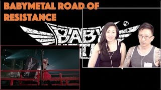 BABYMETAL Road of Resistance | Reaction リアクションビデオ
