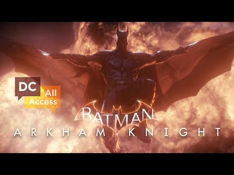"""Batman: Arkham Knight"" Official Trailer + Infinite Crisis Exclusive - (DCAA 205)"