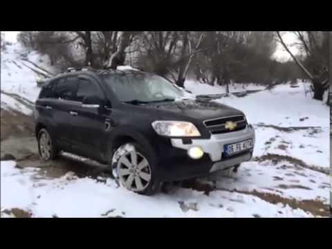 Chevrolet Captiva 20 Vcd Youtube