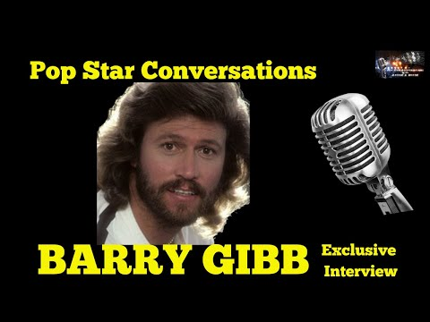 BARRY GIBB - Bee Gees Exclusive Interview
