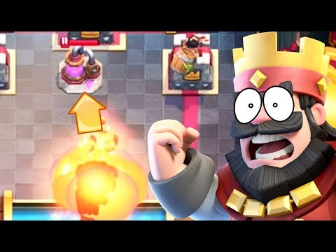 ROCKET FAILS WORLD RECORD | Clash Royale | Funny Moments and Fails