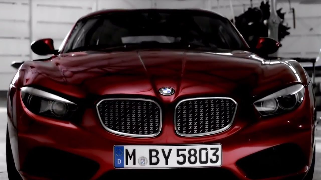 Bmw Zagato Coup 233 Youtube