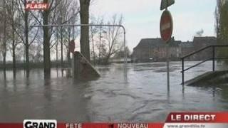 Inondations : Le Nord sous le choc