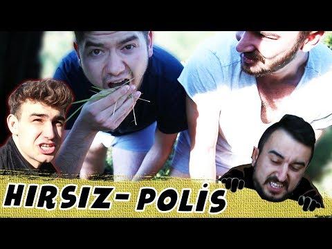VAMPİR & KÖYLÜ DEĞİL! HIRSIZ & POLİS!