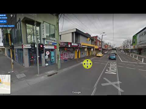 Melbourne, Australia Crime Scene and City Review - Google Ma