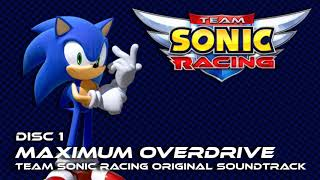 1-01. Green Light Ride: Main Theme of TSR - TEAM SONIC RACING OST: MAXIMUM OVERDRIVE mp3