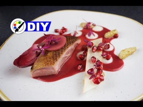 Cooking Hacks #11 | Duck And Pomegranate