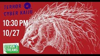 STR Live Stream: Godzilla Singular Point Talk, Terror of Cyber Kaiju, and More!