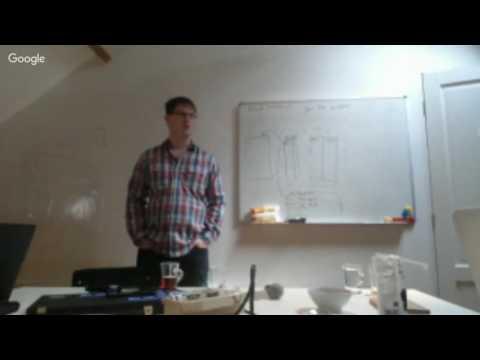 [Webcam Livestream] Bitcoin Blockchain Developers Workshop with Peter Todd after break