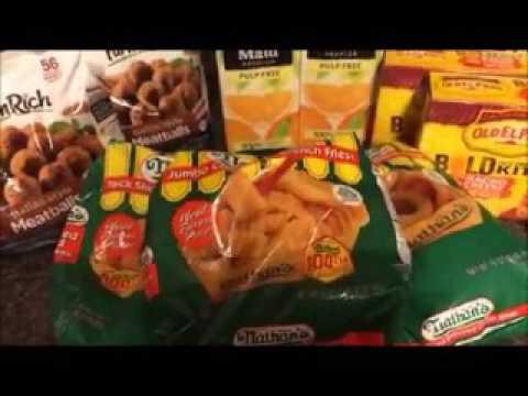 Harris Teeter Grocery Haul Pre Super Doubles February 2, 2017