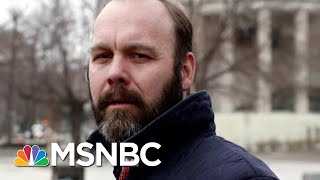 Rick Gates Testifies That He Committed Crimes With Paul Manafort | Hardball | MSNBC