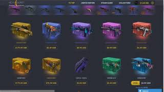FREE OPEN CASE ! Use this bonus 10$(  STAFF32F )code and play with new skins!! Free 10$! 2017!!!
