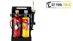 HOT DEVIL: Super Oxy Blow Torch - Sponsored by AHJ