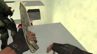 CS1.6死亡奔跑(附講解)(聲音被�...