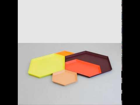 HAY - Kaleido Tablett - Produktvorstellung