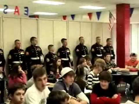 Central Bucks High School East Veterans Day 2006