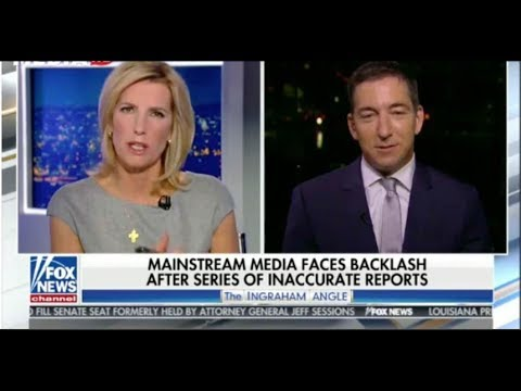Fox News Laura Ingraham Interview Derailed: Glenn Greenwald Calls Out Disinformation On Fox News