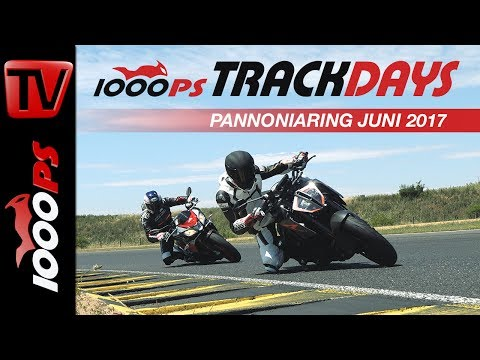 1000PS Bridgestone Trackdays - Eventvideo | Pannoniaring Juni 2017