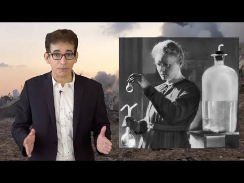 فيلم راديوأكتيف: هل يمكن تحميل رائدة النشاط الاشعاعي ماري كوري مسؤولية التفجيرات النووية؟  - 20:58-2020 / 8 / 9