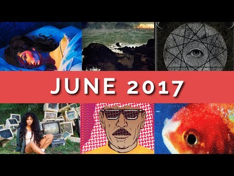 June 2017 / Album Review Roundup
