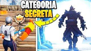 LOCAL DA CATEGORIA SECRETA SEMANA 9 TEMPORADA 7 - Fortnite Battle Royale