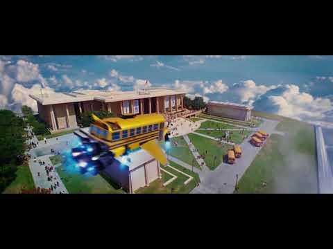 Go To Sky High Entry Scene HD | Sky High (2005)