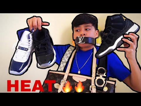 INSANE 13 YEAR OLD'S  LIT SNEAKER COLLECTION ! (EXTREMELY HEAT) 🔥🔥