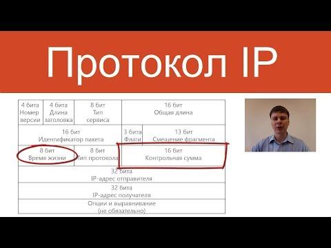 Протокол IP | Курс