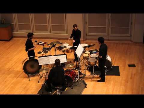 IU Percussion Ensemble -
