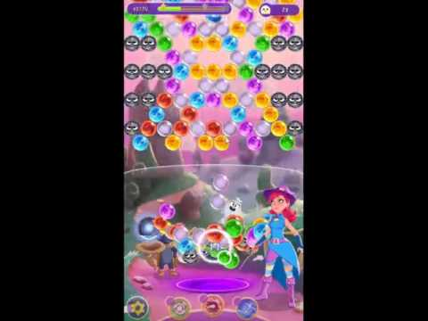 Bubble Witch Saga 3 Level 305 - NO BOOSTERS 🐈