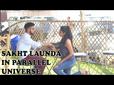 Sakht Launda in Parallel Universe | Idiotic sperm | Rahul Sehrawat | Haq se single