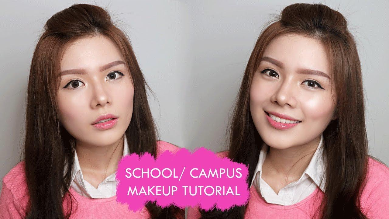 Makeup for school campus tutorial drugstore christine sindoko makeup for school campus tutorial drugstore christine sindoko youtube baditri Images
