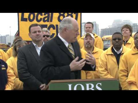 UFCW Endorses Governor Pat Quinn for Illinois