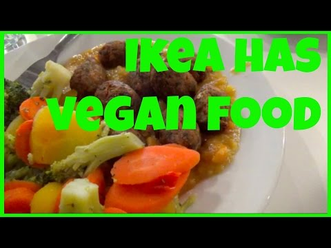 VLOG 35 | VEGAN FOOD AT IKEA!  | Heels to High Tops Daily Vlogs