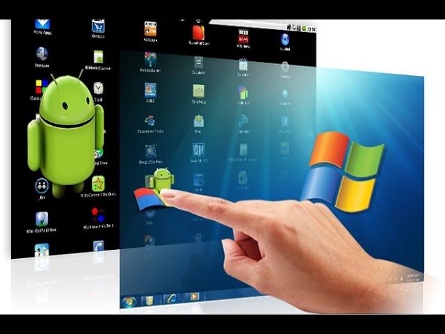 Как запустить игры Android на ПК