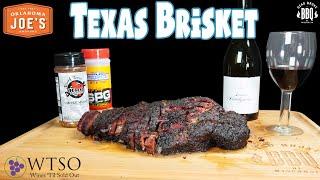 Texas Style Beef Brisket  Oklahoma Joe&#39s Rider DLX