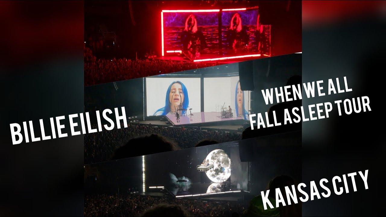 Billie Eilish Sets 'Where Do We Go?' Arena Tour