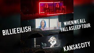 Billie Eilish - When We All Fall Asleep Tour - Kansas City, MO - June 7th 2019