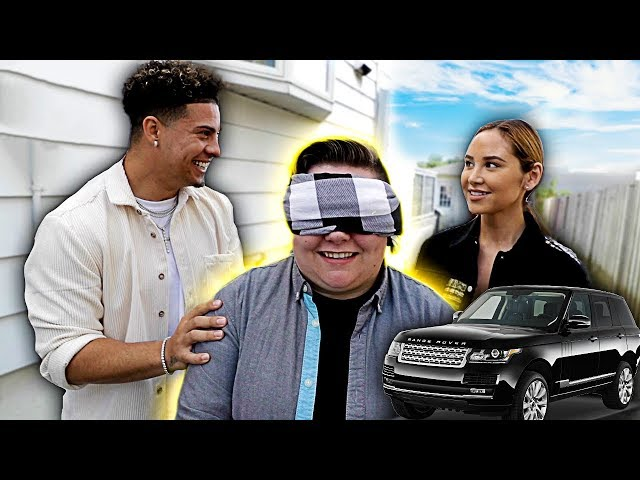 SURPRISING HER WITH A NEW CAR!!! **THIS CHANGED HER LIFE**