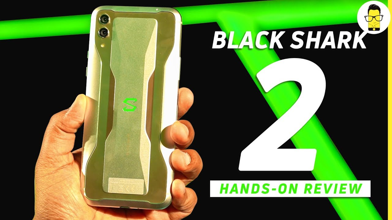 Black Shark 2 hands-on review: India's most affordable gaming phone with SD855