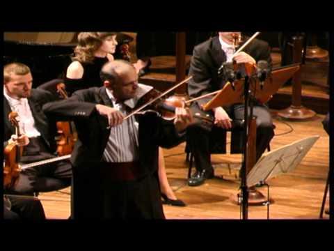 B. Martinů: Suite concertante  / B. Matoušek - Violin /  PART 1