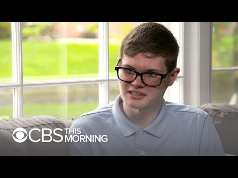 Meredith And AJ In The Morning - #GoodNews:  18 Year-Old Genealogical Wiz Reunites Hundreds of Families
