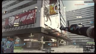 【戰地風雲4】教學影片-坦克的基本觀念&訣竅 HD 1080p